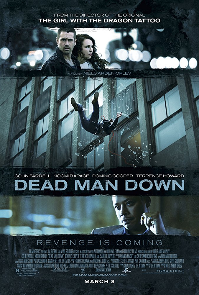 poster Dead Man Down (2013)