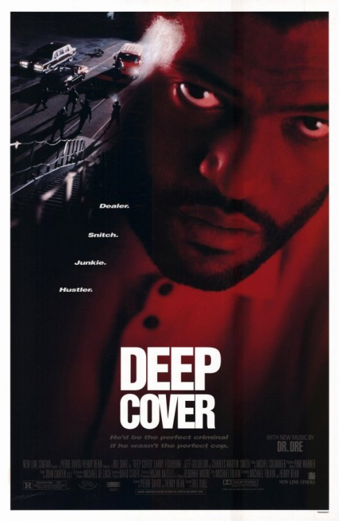 poster Deep Cover (1992)