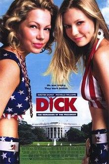 poster Dick (1999)