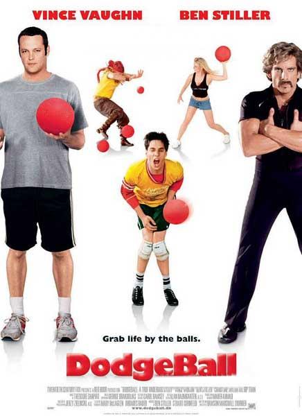 poster Dodgeball A True Underdog Story (2004)