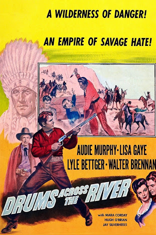 poster Drums Across the River (1954)