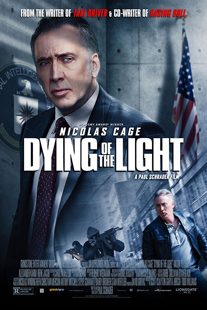 poster Dying of the Light (2014)