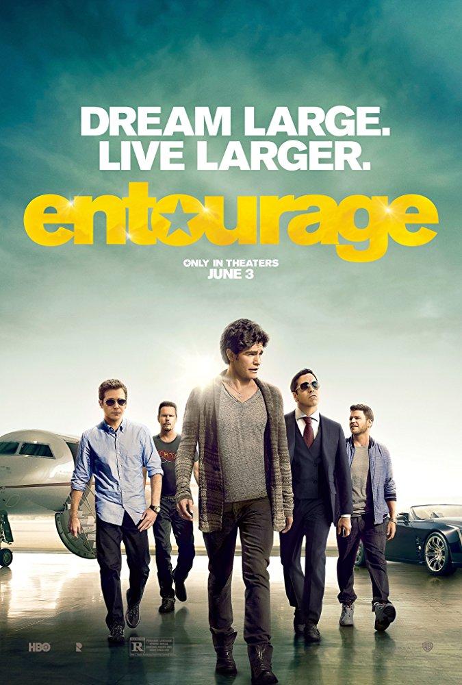 poster Entourage (2015)