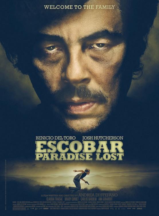 poster Escobar Paradise Lost (2014)