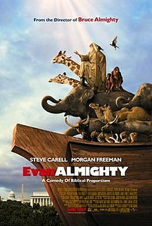poster Evan Almighty (2007)