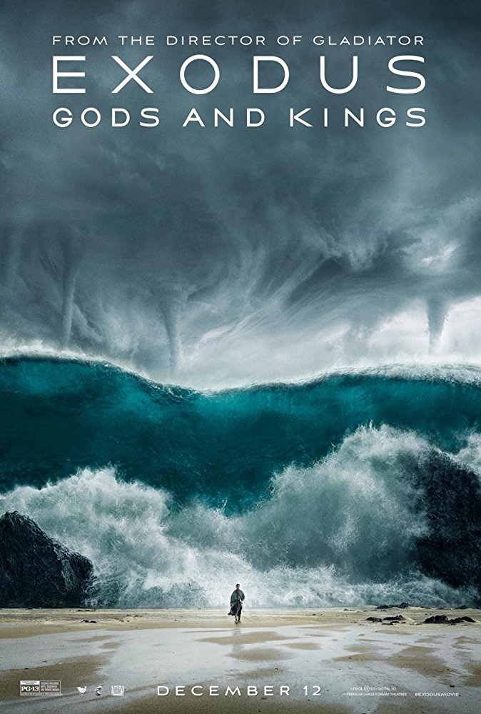poster Exodus Gods And Kings (2014)