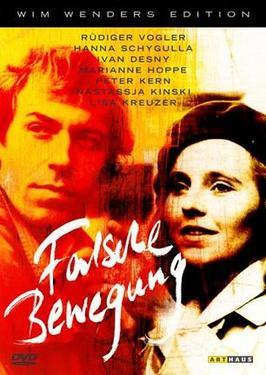 poster Falsche Bewegung (1975) (The Wrong Move)