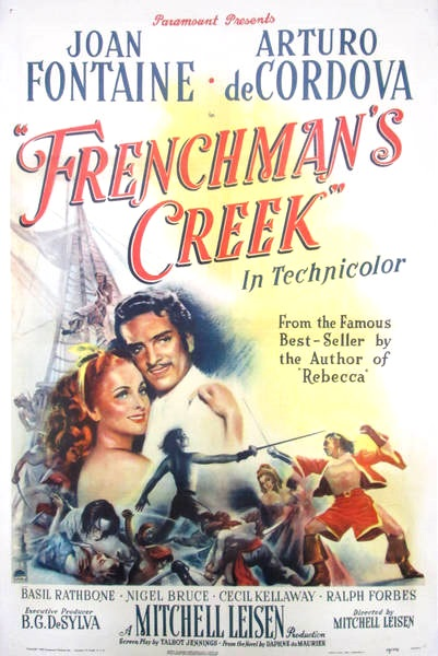 poster Frenchman's Creek (1944)