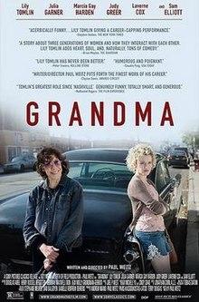poster Grandma (2015)
