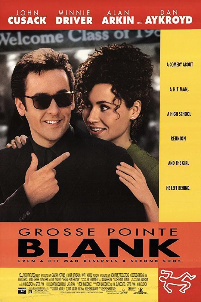 poster Grosse Pointe Blank (1997)