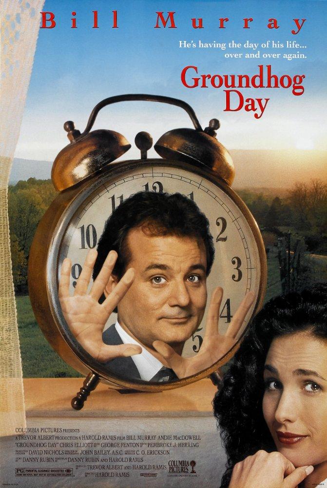 poster Groundhog Day (1993)