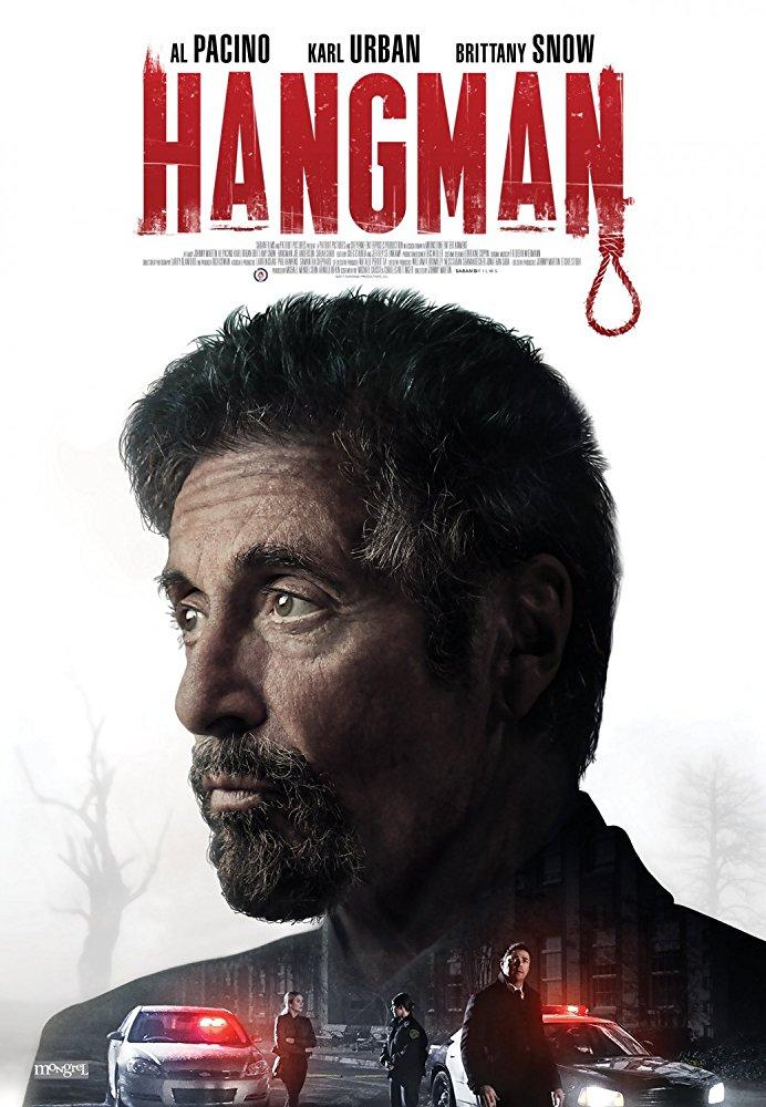 poster Hangman (2017)