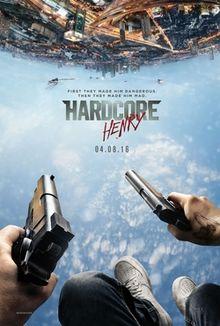 poster Hardcore Henry (2015)