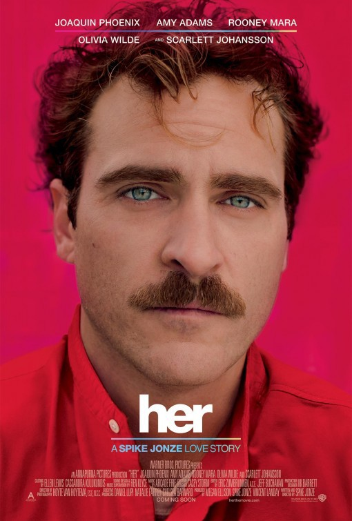 poster Her (2013)