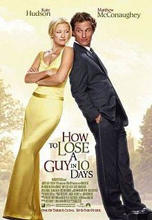 poster How to Lose a Guy in 10 Days (2003)