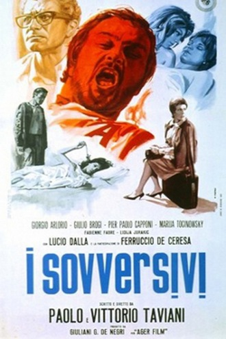 poster I Sovversivi (1967)