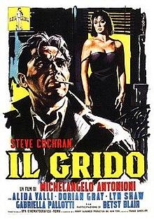 poster Il Grido (1957)