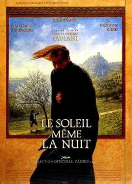 poster Il sole anche di notte (1990)