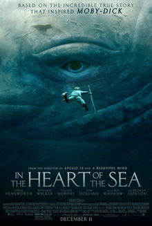poster In the Heart of the Sea (2015)