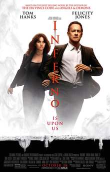 poster Inferno (2016)