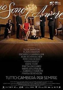 poster Io sono l'amore - I Am Love (2009)