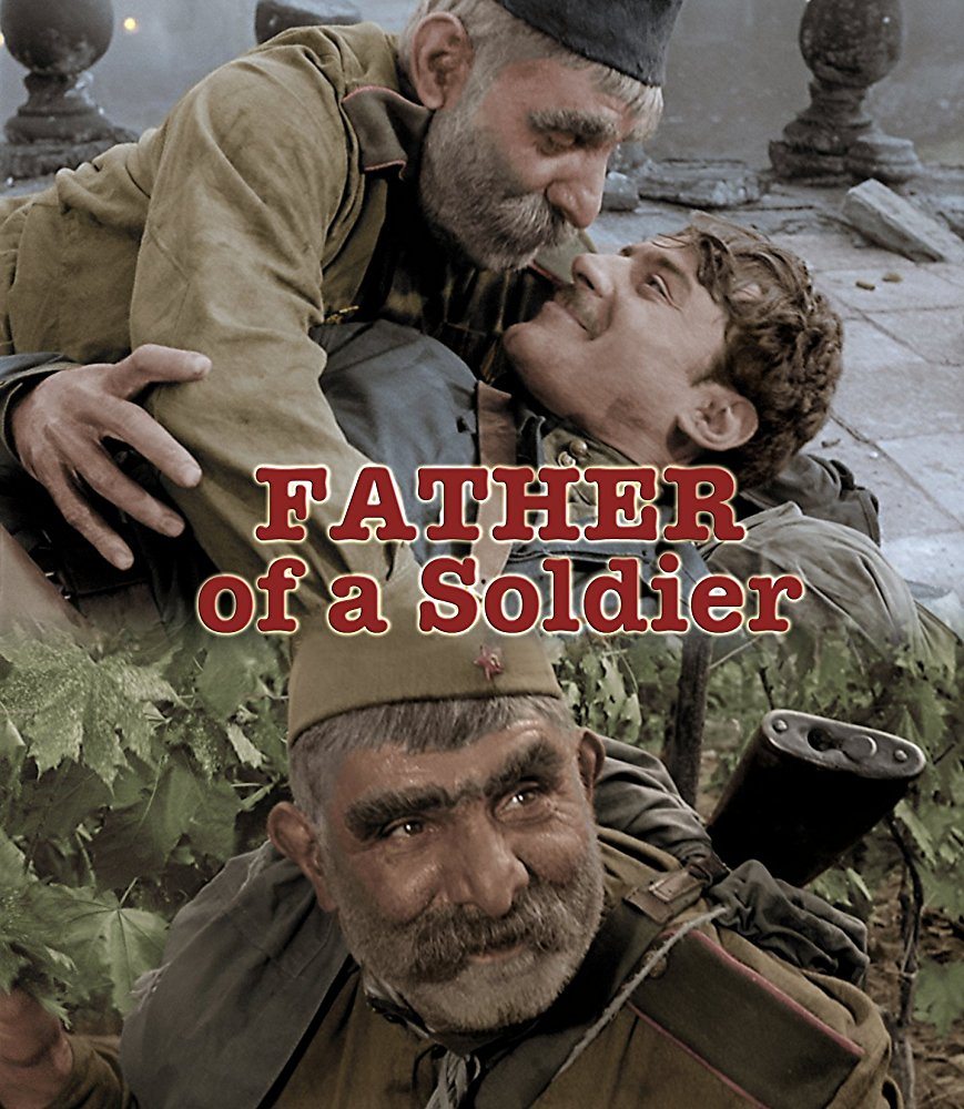 poster Jariskatsis mama - Father of a Soldier (1965)