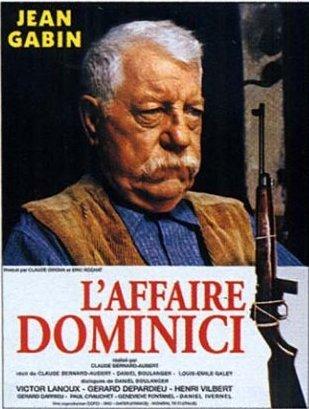 poster L affaire Dominici (1973)