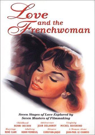 poster La Francaise et l'Amour (1960)