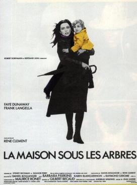 poster La maison sous les arbres (1971)