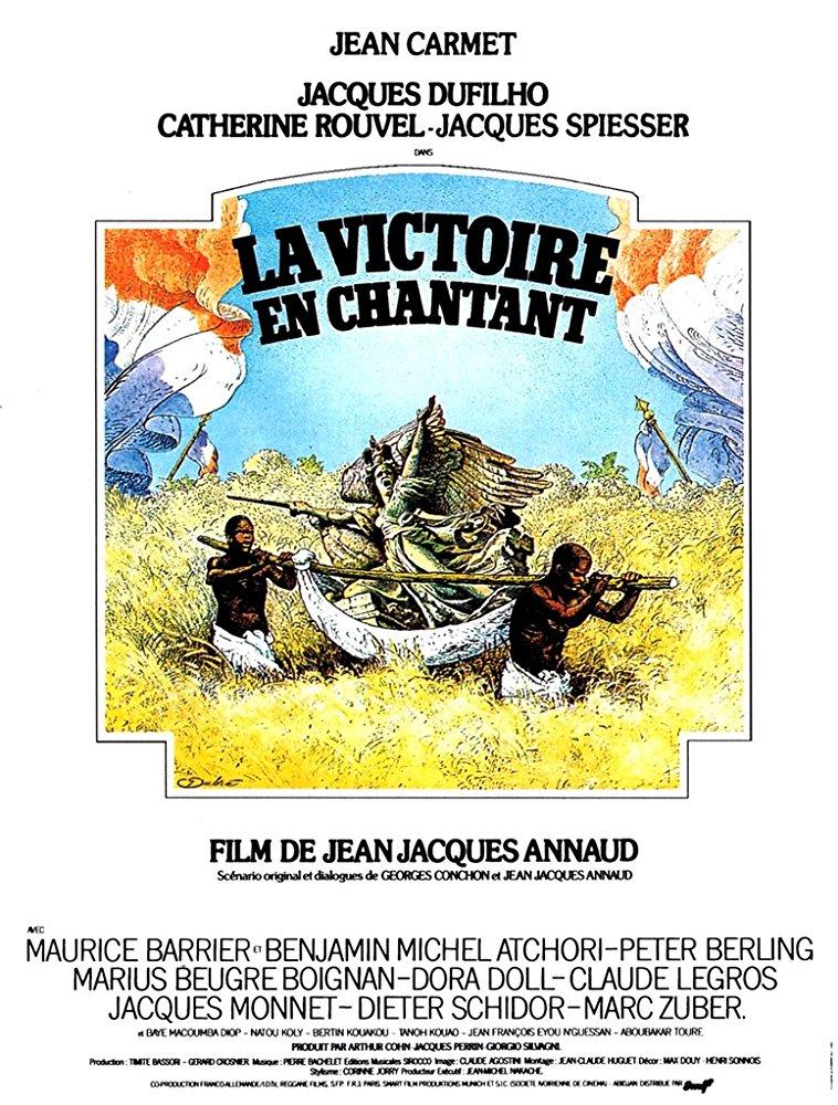 poster La victoire en chantant (1976)
