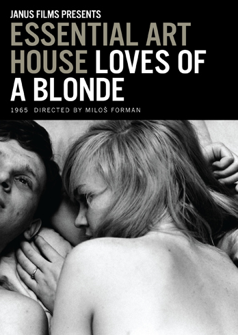 poster Lasky jedne plavovlasky - The Loves of a Blonde (1965)