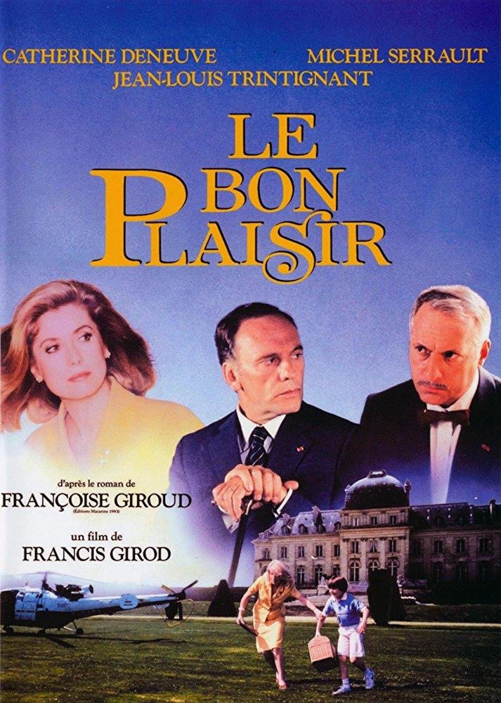 poster Le Bon Plaisir (1984)
