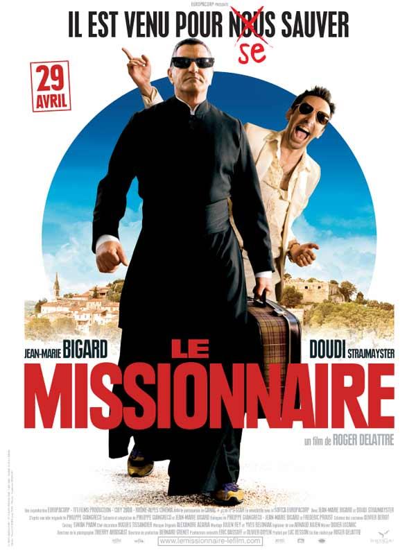 poster Le missionnaire (2009)