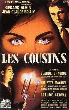 poster Les Cousins (1959)