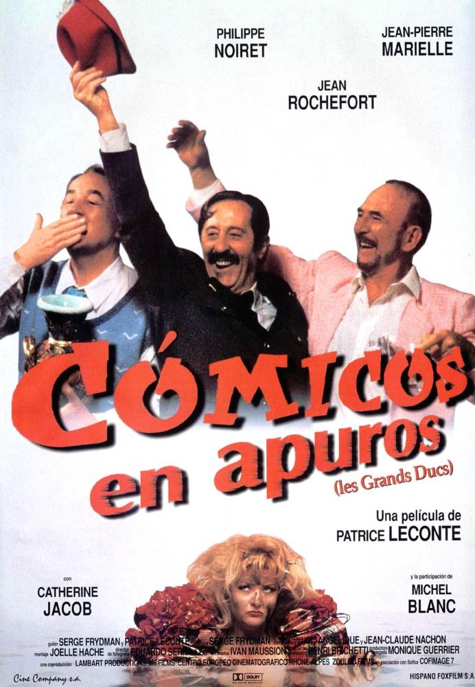 poster Les grands ducs (1996)