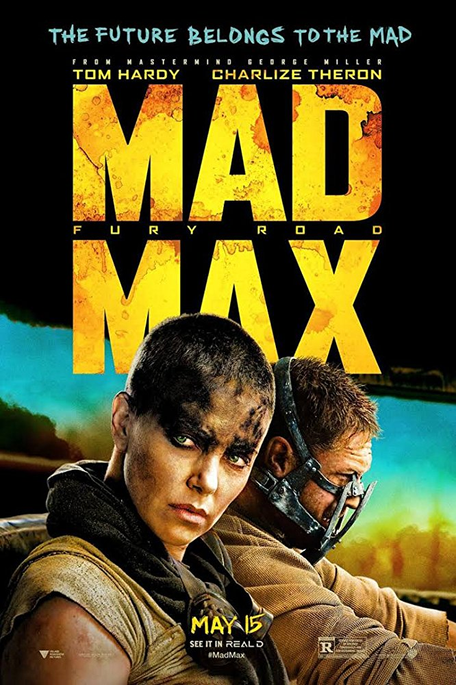 poster Mad Max Fury Road (2015)