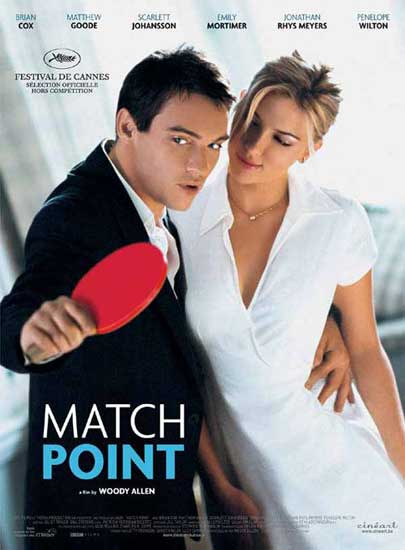 poster Match Point (2005)