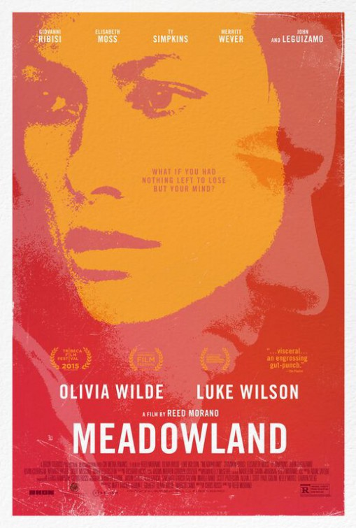 poster Meadowland (2015)
