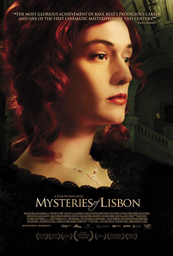 poster Misterios de Lisboa (2010)
