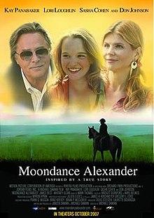 poster Moondance Alexander (2007)