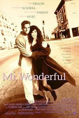 poster Mr. Wonderful (1993)