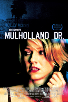 poster Mulholland Drive (2001)