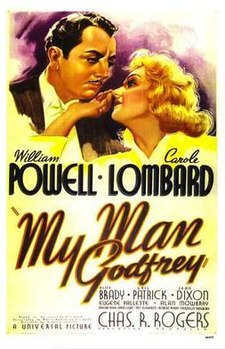 poster My Man Godfrey (1936)