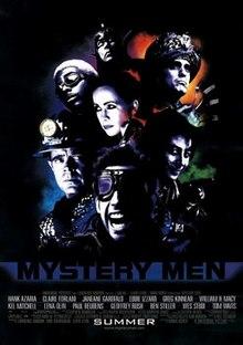 poster Mystery Men (1999)
