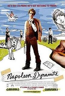 poster Napoleon Dynamite (2004)