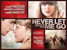 poster Never Let Me Go (2010)