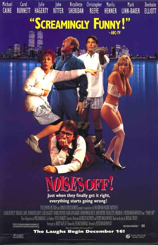 poster Noises Off... (1992)