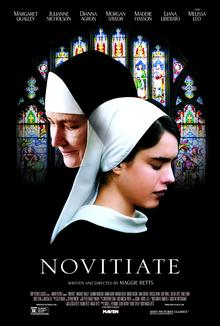 poster Novitiate (2017)