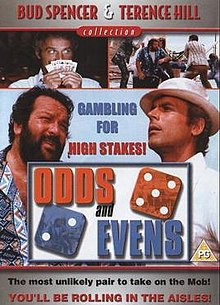 poster Odds and Evens (1978)