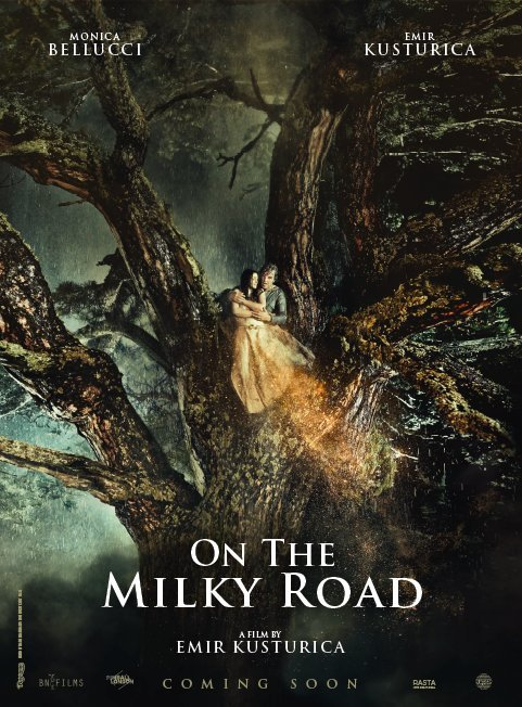 poster On the Milky Road (2016)